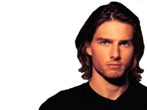 Tom Cruise Background by Tom Cruise Hair White Background Wallpaper 1024 215 768
