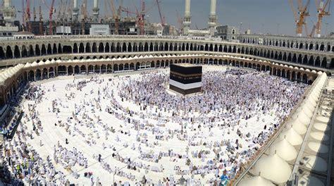 Hajj à La Mecque  L'arabie Saoudite Attend Près De 2