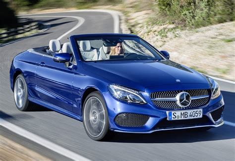 heres   mercedes   class cabriolet