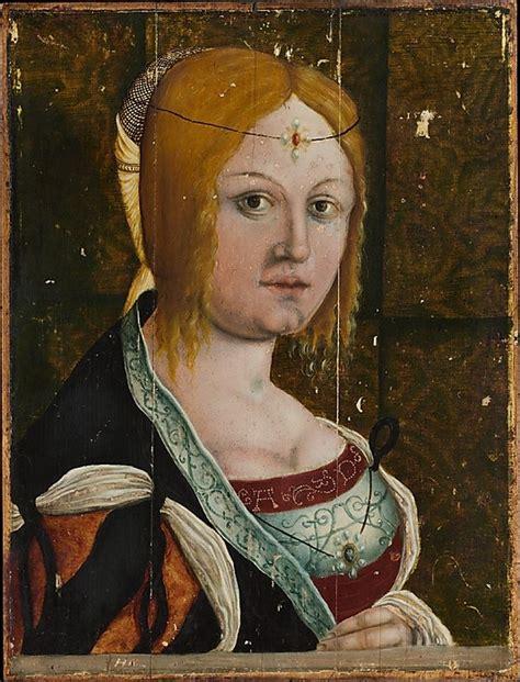 Portrait Of An Italian Woman Style Of Albrecht Dürer