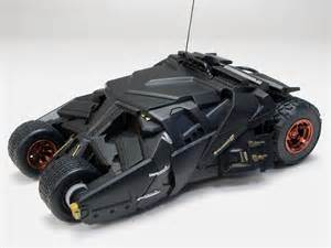 Batman Dark Knight Batmobile Remote Control Car