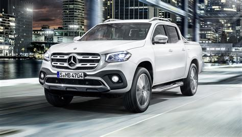 mercedes benz  class   tackle amarok  caradvice