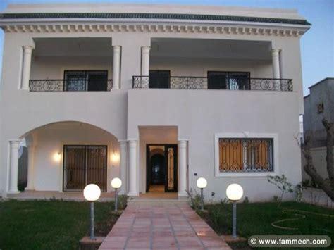 décoration maison exterieur tunisie