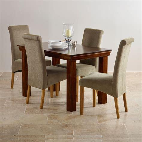 Coniston Rustic Solid Oak Extending Dining Table Oak