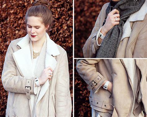 H&m Jacket, Zara Scarf, I Like Paper Watch, Brandy Melville Usa Cardigan