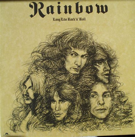 rainbow long  rock  roll releases discogs