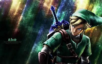 Zelda Link Wii Legend Needs Cool Desktop
