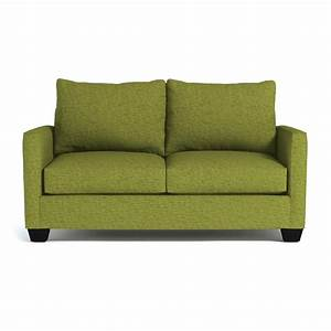 apartment size sectional sofas smileydotus With sectional sofa by size