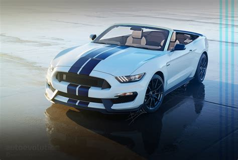 2016 Ford Mustang Shelby Gt350 Convertible, The Production
