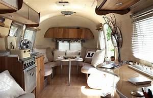 more airstream love custom airstream interiors pinterest With small camper interior ideas