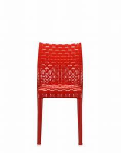Kartell Ami Ami rosso coprente Sedie Design Newformsdesign