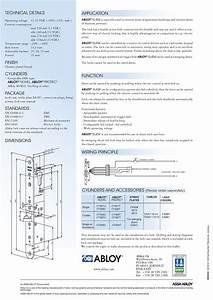 Assa Abloy Wiring Diagram