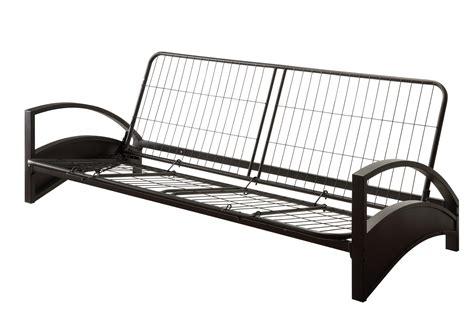 metal futon frame metal futon assembly
