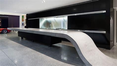beton pour plan de travail cuisine béton ciré archives du béton dans la maison