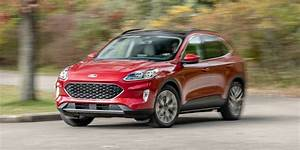 2020 Ford Escape Is Much Improved U2014and Surprisingly Quick