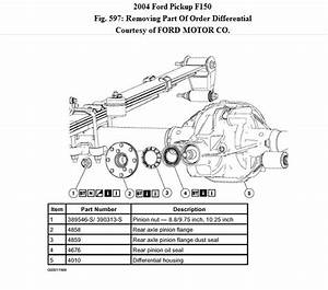Ford F150 Rear Differential Replacement