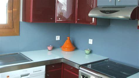 plaque verre cuisine plaque alu pour cuisine pas cher