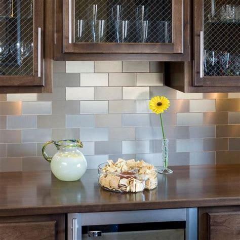 Kitchen Backsplash Tiles Peel And Stick by Peel And Stick Tile Backsplash Review Of Pros And Cons