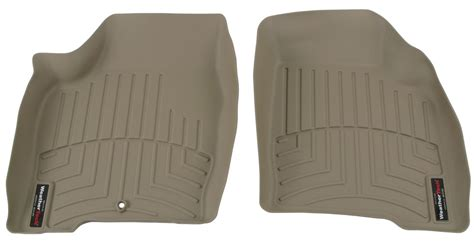 floor mats by weathertech for 2009 impala wt451241