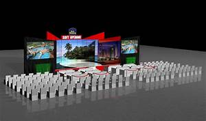 CONICAL creative: 3D Stage Design & Lay Out Event