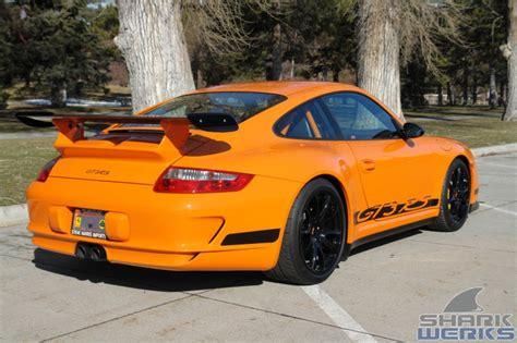 orange porsche 911 gt3 rs 2007 997 gt3rs rs430 orange with evomsit software