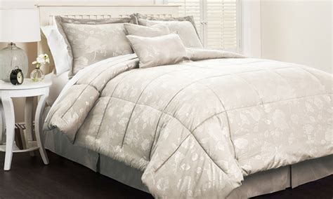 hotel new york comforter set comforter set 6pc groupon goods