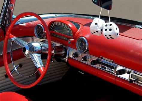 car interior decoration classic car interior free stock photo domain pictures