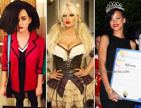 What Did Celebrities Wear This Halloween