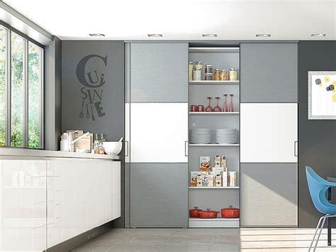 stickers porte placard cuisine awesome modele de placard pour cuisine en aluminium photos