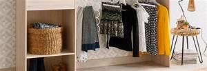 Dressing Lapeyre Espace : dressing armoire penderie rangements lapeyre ~ Melissatoandfro.com Idées de Décoration