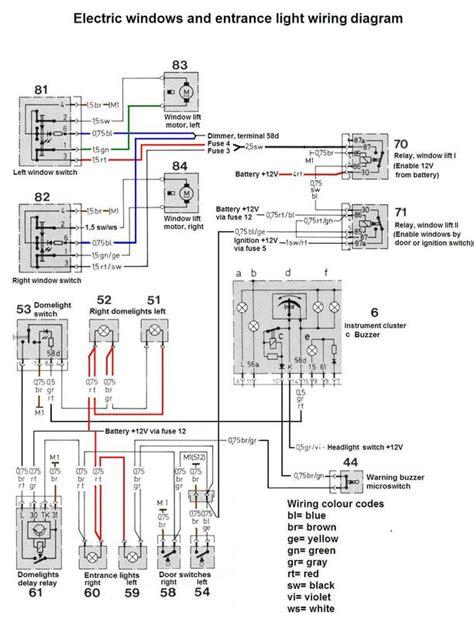 1975 r107 electric window problem mercedes benz forum