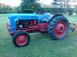 1953 Ford Jubilee Tractor Manual
