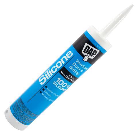 dap 100 silicone rubber sealant caulk sealant