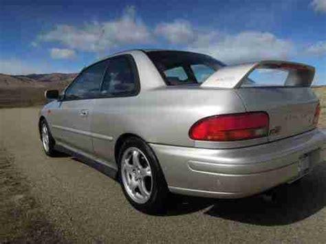 Buy Used 1999 Subaru Impreza Rs Coupe 2-door 2.5l In