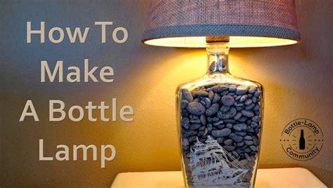 ideen und bilder zum thema flaschenlampe selber bauen