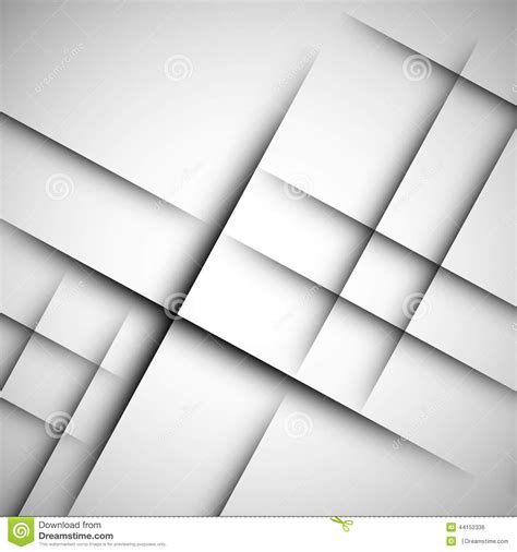 simple vector background  straight gray lines stock