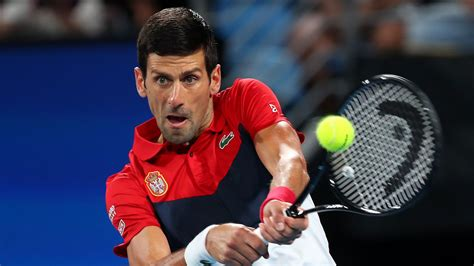1 for a record total. Novak Djokovic inspires Serbia to inaugural ATP Cup title | Tennis News | Sky Sports