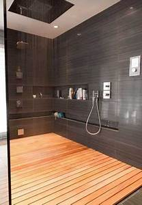 25 best ideas about receveur douche italienne on With douche italienne carrelage