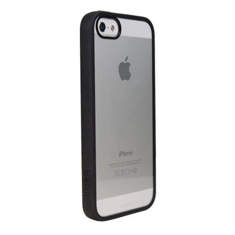 belkin iphone 5s belkin view for iphone 5s 5 black reviews comments