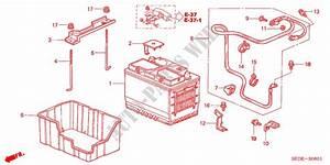 Battery  Diesel  For Honda Cars Accord Tourer 2 2