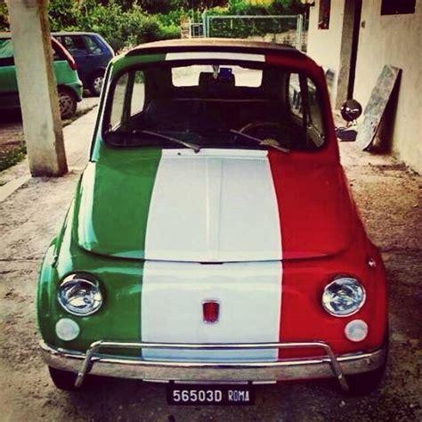 Is Fiat Italian by 621 Best Bandiera Italiana Italian Flag Images On