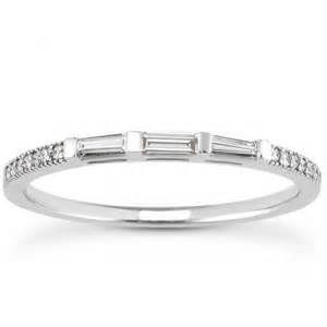 baguette wedding band tapered baguettes and shape wedding band in wedding bands excel diamonds