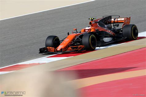 Stoffel Vandoorne, Mclaren, Bahrain International Circuit