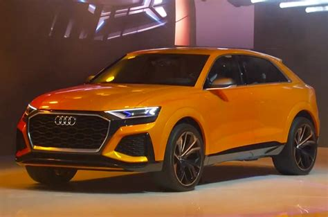 audi  sport concept previews range topping large suv