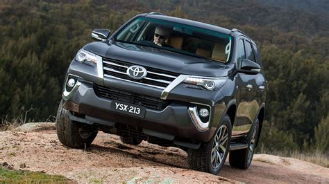 Toyota Fortuner Backgrounds by Toyota Fortuner 2015 Au Wallpapers And Hd Images Car Pixel