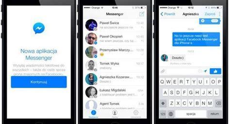 messenger for iphone aktualizacja messenger dla iphone a myapple pl