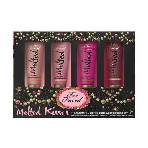 too faced christmas gift sets anoushka loves