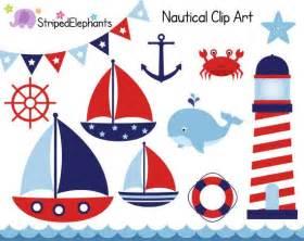 Nautical Boat Clip Art
