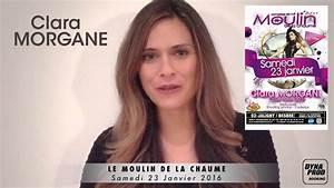 Clara MORGANE @ MOULIN DE LA CHAUME - YouTube