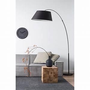Lampadaire Arc Design Pour Salon Zuiver